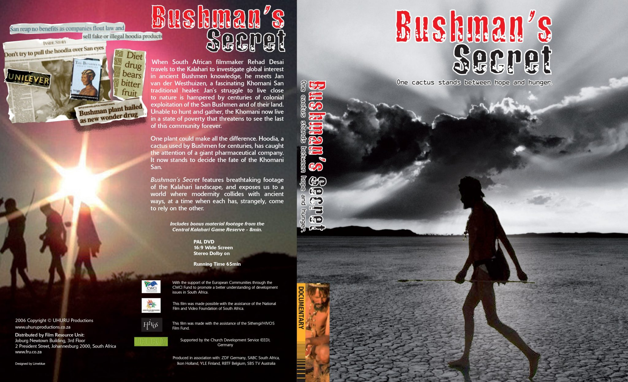 Bushman's Secret