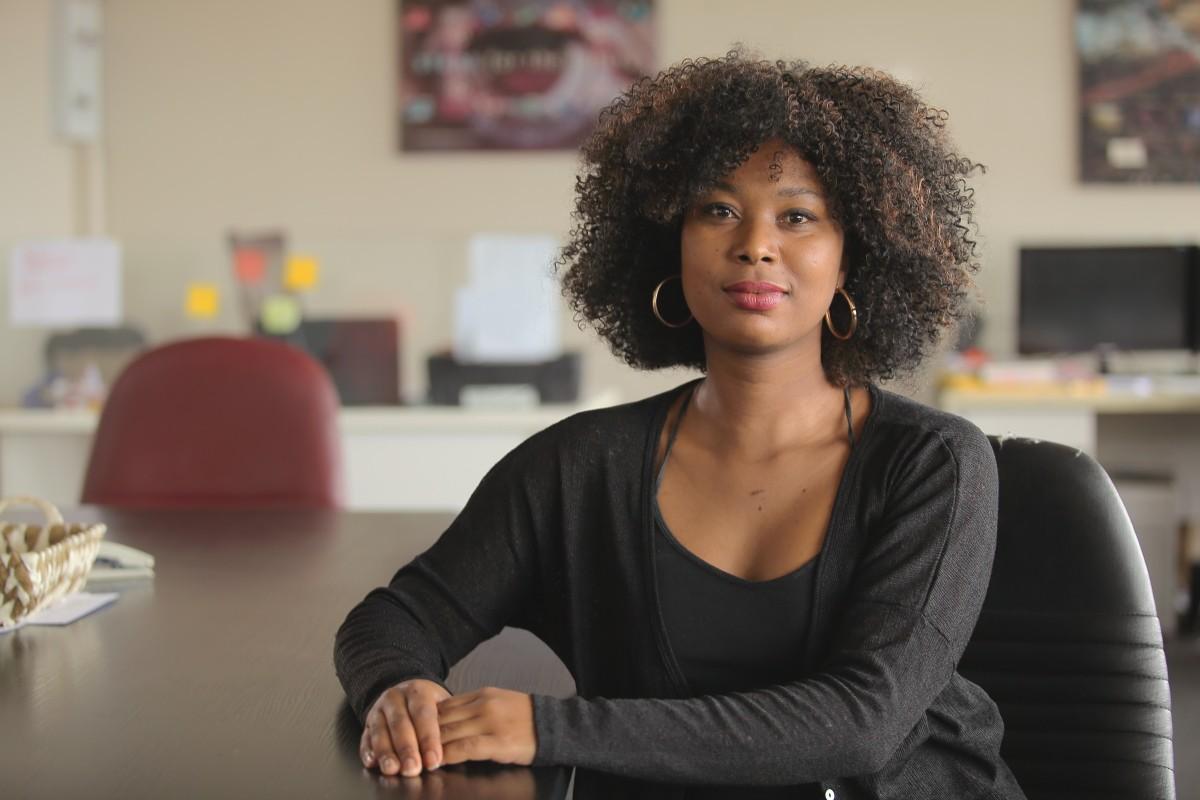 Tricia Hlongwa– Production Manager