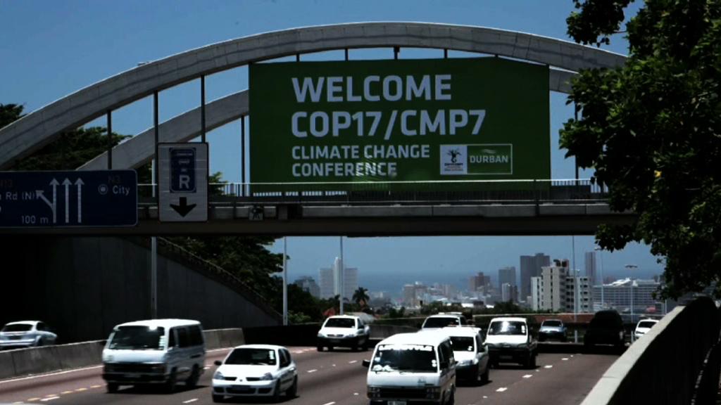 COP 17: AN ACTIVISTS DIARY